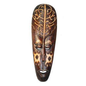 African Mask One
