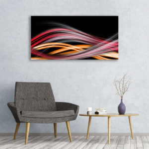 120 x 60 Abstract Waves 1