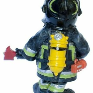 13 x 18 Funny Firefighter 1