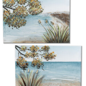 2 st Set 40 x 60 Calm Beaches