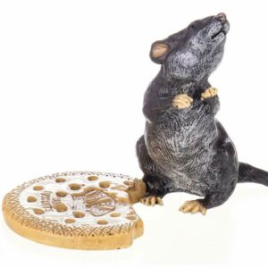 13 x 19 Mouse with Cookie